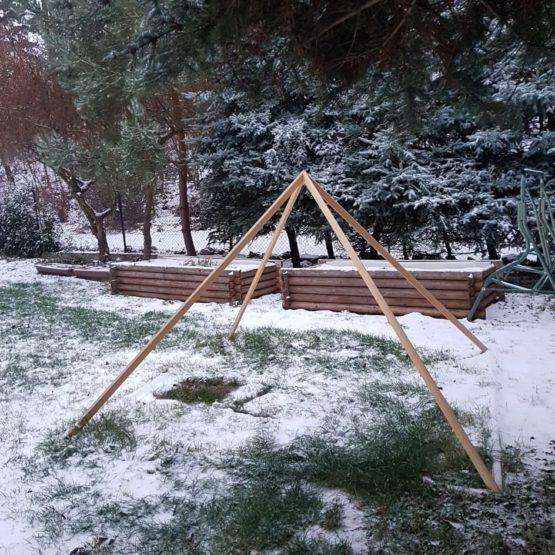 A první sníh