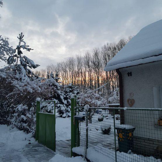 I v zimě je otevřeno