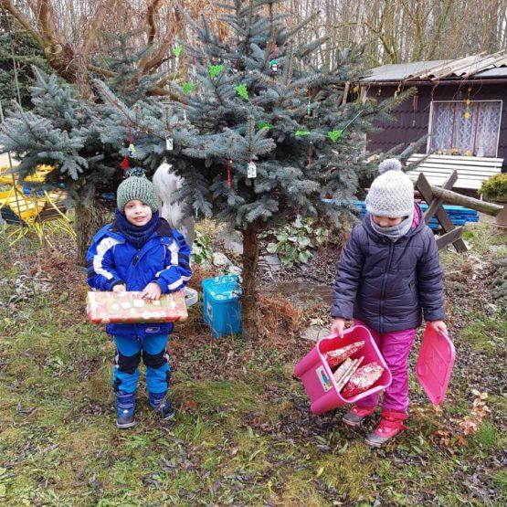 První Vánoce v Kratunce